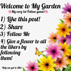 Other - 💐Love your Neighbor & Give Them a Follow 💐